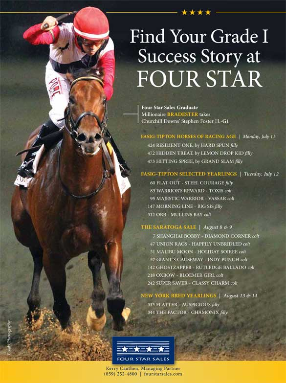 Find Your Grade 1 Success Story at Four Star Sales